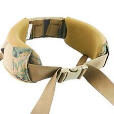 Belt, Hip Pad (ILBE Rucksack), Woodland Marpat, Used, Size Medium