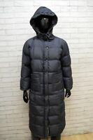 Piumino Donna Replay Taglia XL Giubbotto Giubbino Parka Giacca Blu Jacket Woman