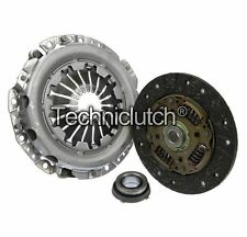 NATIONWIDE3 PART CLUTCH KIT FOR DACIA DUSTER SUV 1.5 DCI 4X4