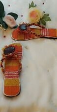 Hand Made African Slippers Sandals