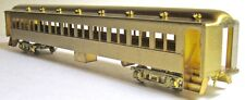 ***MINT***  Erie Stillwell Modernized Passenger Car NWSL HO Brass