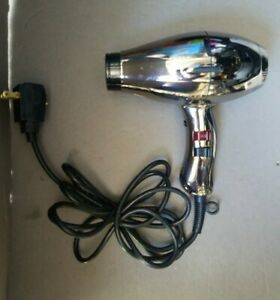 Elchim 3900 Titamium Ionic-Ceramic Silver Hair Dryer SILVER