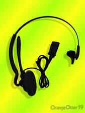 Plantronics H141N DuoSet Noise-Canceling Headset use w M22 M12 Voip *QTY!