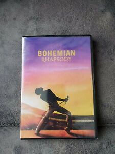 Bohemian Rhapsody (DVD, 2019) Brand new Shipping Free + Region 1 Film