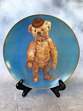 """This Ole Bear"" Plate - Chauncey James - Limited ed. Plate, Art by Janet Tuck"