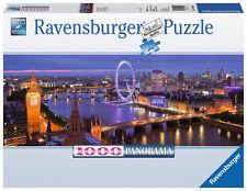 1000 Teile Ravensburger Puzzle Panorama London bei Nacht 15064