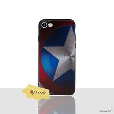 MARVEL Custodia/Cover iPhone 5/5s/SE/Screen Protector/3D Gel/CAPITAN AMERICA