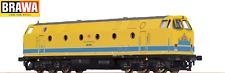 "Brawa N 61125 Diesel Locomotive BR 229 DB "" Bahnbau "" - NEW + Box"