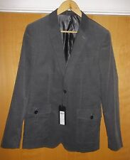 Selected Homme Blazer in velluto a coste RRP £ 85