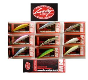 Lucky Craft Flash Pointer 77 Sp NW-Amigo06 Japan Wobbler Bait Lures Fishing