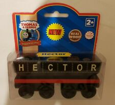 Thomas The Tank Engine & Friends HECTOR LARGE TRUCK WOODEN WOOD NEW IN BOX