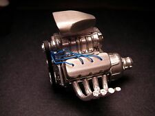 Scale Repro's Plus 1002 1/24,1/25 Top Fuel Dragster Engine Kit (Single Ign.)