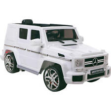 MERCEDEZ G63 AMG 12VOLT BATTERY OPERATED RIDE ON
