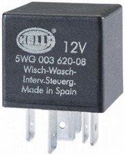 Relais, Wisch-Wasch-Intervall für Scheibenreinigung HELLA 5WG 003 620-081