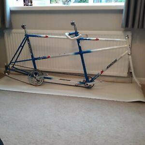Proteus hand built Reynolds 531 Tandem frame