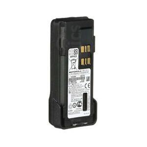 Motorola 2450mAh IMPRES Lithium Battery DP2400e DP2600e DP4400e DP4600e DP4800e