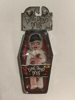 "Mezco Living Dead Doll Bloody Eggzorcist Mini Figure 4"" 2003 FX Exclusive Sealed"