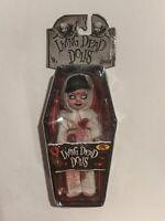 "Mezco Living Dead Doll Bloody Eggzorcist Mini Figure 4"" 2003 FX Exclusive Sealed"