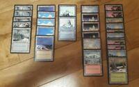 29 Basic Lands - ICE AGE MTG Magic the Gathering