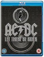 AC/Dc Let There Be Rock Blu-Ray Nuevo Blu-Ray (1000228021)