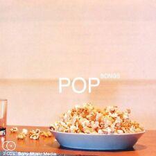 Pop Songs 2CD:PARICIA KAAS,XAVIER NAIDOO,BROS,JACKSONS,BANGLES,SHANNON,PASADENAS