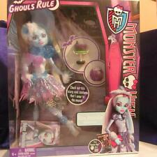 BRAND NEW MONSTER HIGH  Barbie DOLL , ABBEY BOMINAB, DAUGHTER OF THE YETI