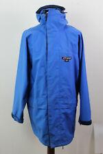 BERGHUAS Gore-Tex Fabric Blue Jacket size L