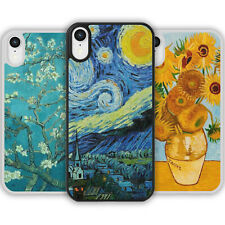 Vincent van Gogh Phone Case Cover For iPhone Samsung Classic Art Famous Painting