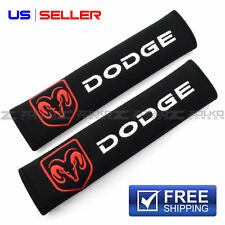 SHOULDER PADS SEAT BELT FOR DODGE 2PCS SRT SRT8 SP14 - US SELLER