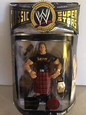 WWE: Classic Superstars 4 - 'Rowdy' Roddy Piper - (MOC) - Rare - (Convention Ex)