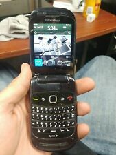 BlackBerry Style 9670 - Black (Sprint) Smartphone tested clean   #306
