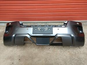 GENUINE 2020 NISSAN PATROL Y62 SERIES 5 FRONT BUMPER BAR FASCIA - GREY
