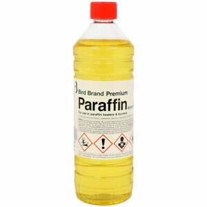 Paraffin - Premium Grade - Heater Oil - Lamp Fuel - Made in the UK