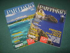 """Lotto/Stock/Libri/Giornali/Riviste """" PARTIAMO """" Poste Italiane/Pz.2"""