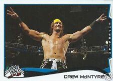 Drew McIntyre 2014 WWE Topps Trading Card #66 3MB