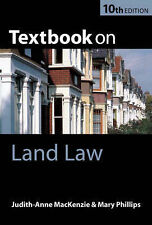 Textbook on Land Law, Phillips, Mary, MacKenzie, Judith-Anne, New Book