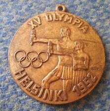 PARTICIPANT MEDAL OLYMPIC HELSINKI 1952