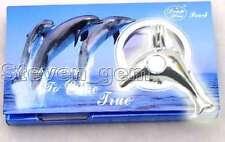 SALE One Box dolphin pendant Wish Pearl Necklace set wish come true-who3622