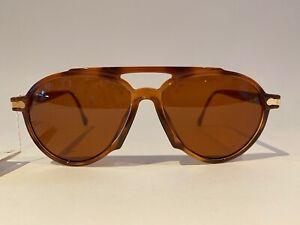 NOS Vintage Hugo Boss by Carrera Aviator sunglasses mod 5150 10