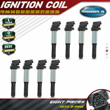 8X Ignition Coils Pack for BMW E60 E63 E65 E66 E85 545i 650i 735i 740i X5 01-11