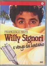 WILLY SIGNORI E VENGO DA LONTANO (1989) Francesco Nuti  DVD NUOVO