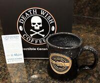 Death Wish Coffee Mug Society Of Strong Coffee Subscribers Only Mug 440/2500