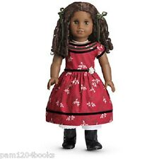AMERICAN GIRL CECILE SPECIAL DRESS NIB DOLL NOT INCLUDED ADDY MARIE- GRACE RETIR