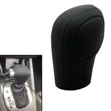 Universal Silicone Car Gear Cover Automatic Gear Head Knob Cover Protector Black