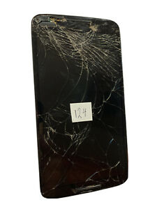 Nexus 6 XT1103 32GB - Navy Blue AT&T CRACKED SCREEN, AS-IS