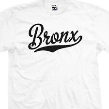 Bronx Script Tail T-Shirt - All Star Sports Team The Tee - All Sizes & Colors