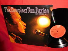 TOM PAXTON The complete Tom Paxton Live Double LP 1972 GERMANY MINT-