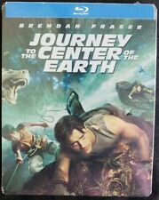 Journey to the Center of the Earth (Blu-ray Disc, 2013) Steel Book New Sealed