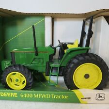 John Deere 6400 Mfwd Tractor Collector's Edition - by Ertl - 1/16th Scale Nib