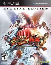 Street Fighter X Tekken: Special Edition PS3 New Playstation 3